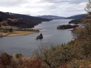 Loch Tummel from Queens View.